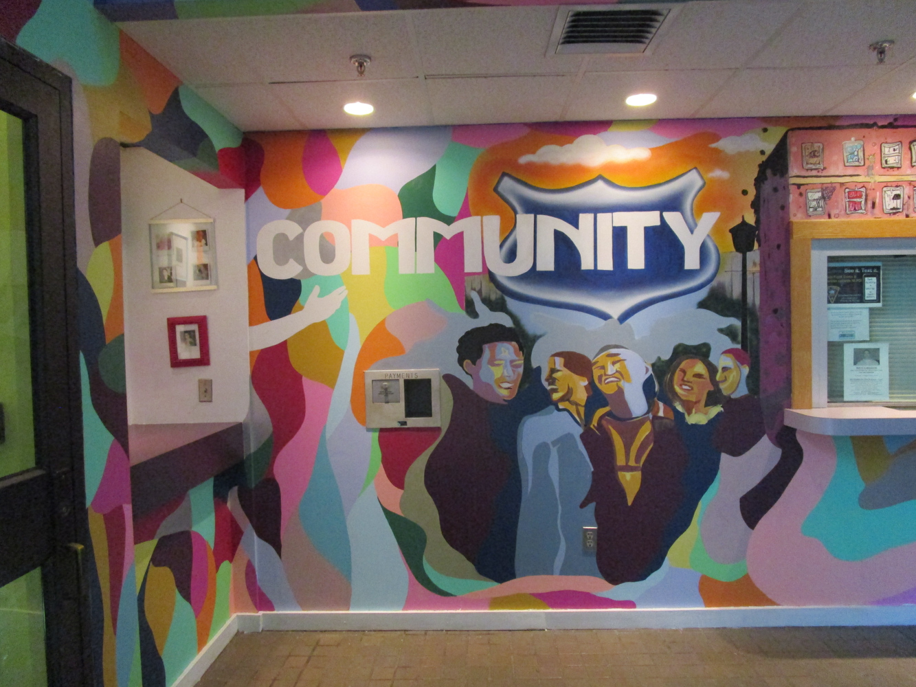 The Art of Community Protections and Service